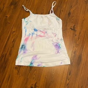 Tummy control Cami/undershirt -custom dyed